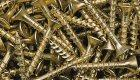 Bright Brass Screws