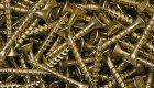 Yellow Zinc Screws