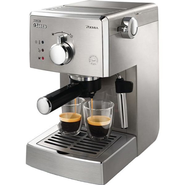 Saeco Poemia Espresso Machine